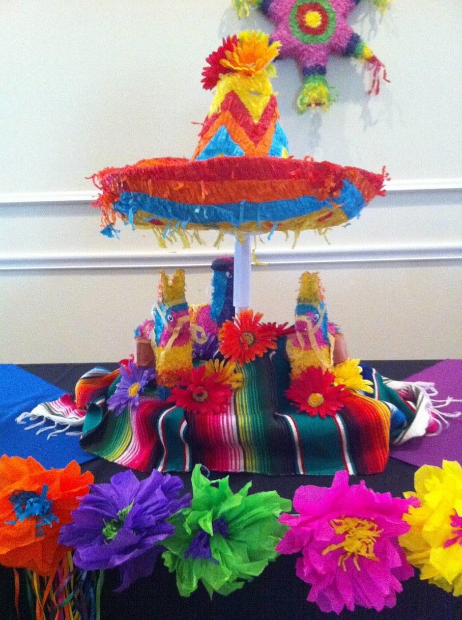 Fiesta door decorations