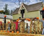 Halloween Yard Decorations Ideas On Budget