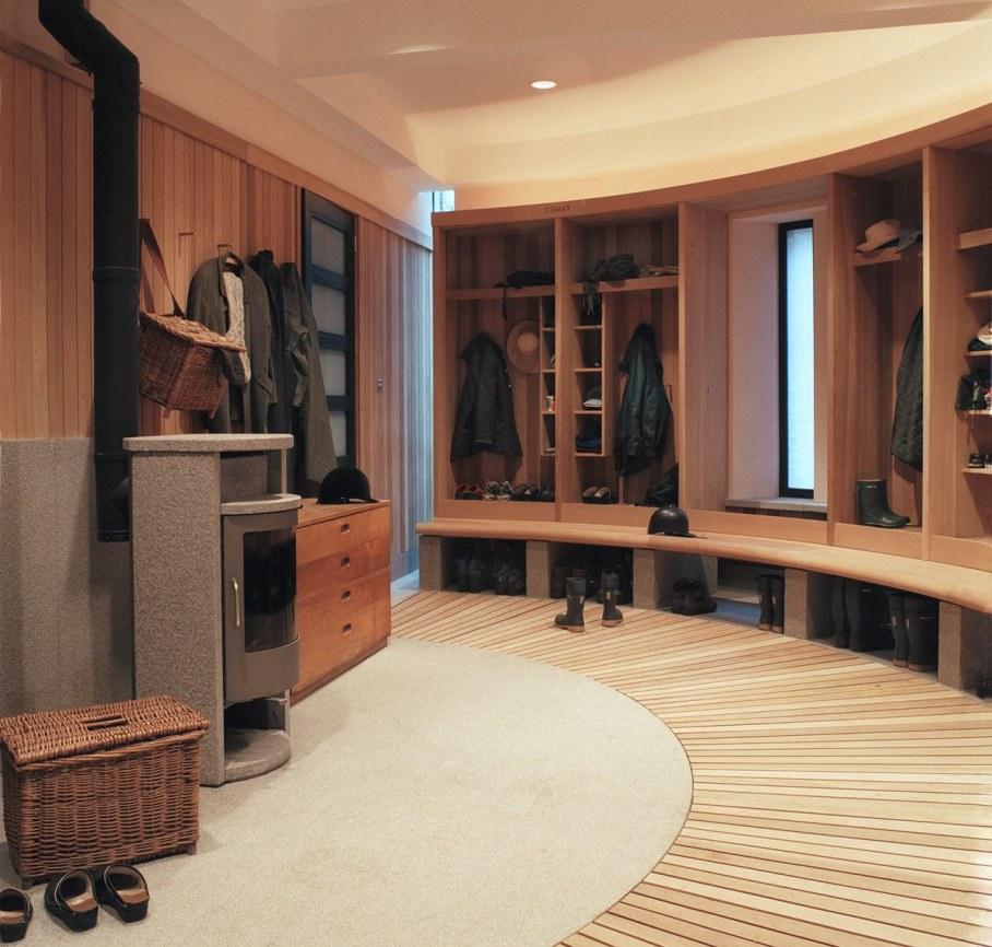 Highland Lodge - Boot room
