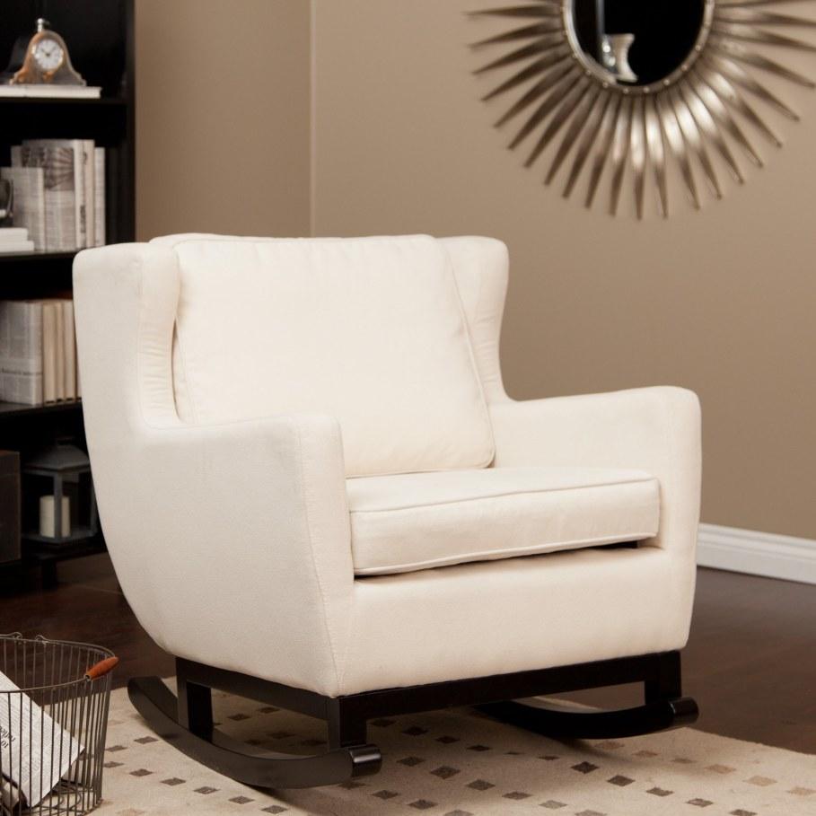 Stylized Hybrid rocking-chairs