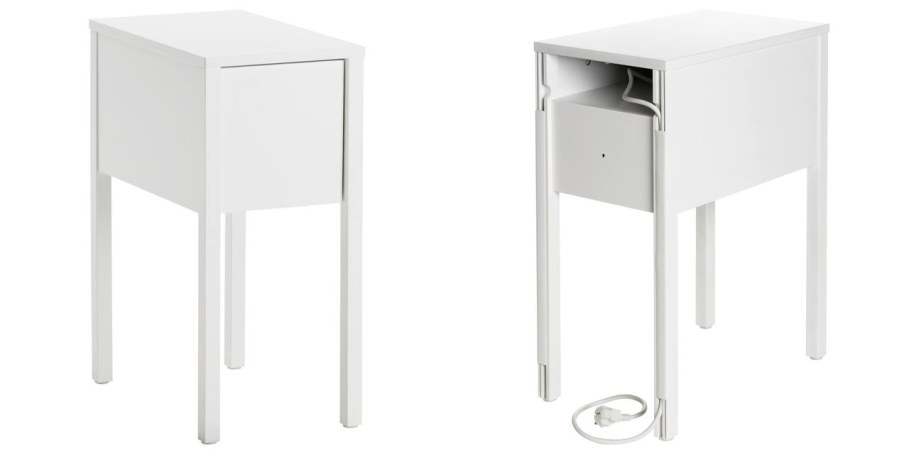 IKEA Wireless-Charged Furniture - NORDLI Nightstand