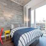 Industrial style London apartment