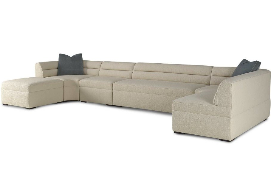 Laura Kirar Furniture Collection - Helena Sectional