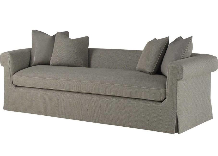 Laura Kirar Furniture Collection - Horizonte Skirted Sofa