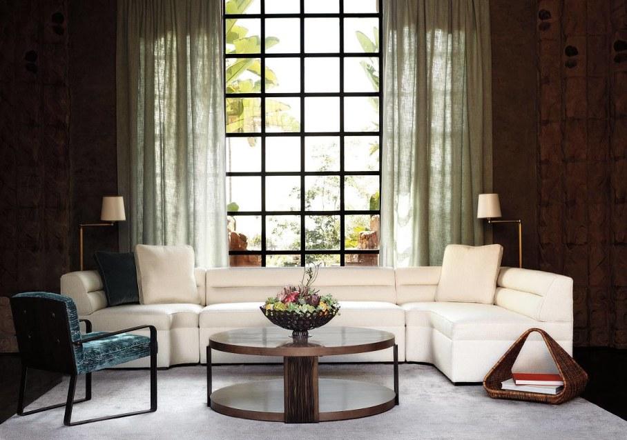Laura Kirar Furniture Collection - Living room design ideas