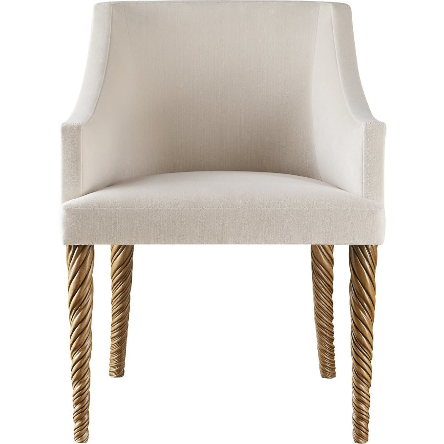 Laura Kirar Furniture Collection - Narwhal Chair White
