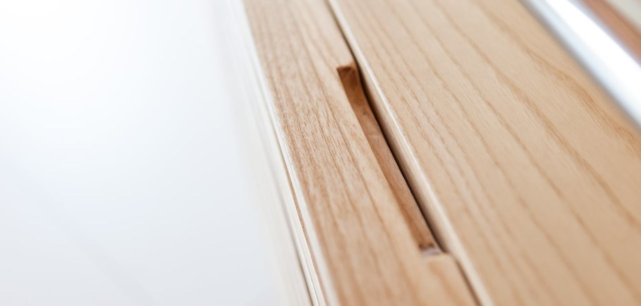 Marcel Sideboard - Doors solid ash-wood