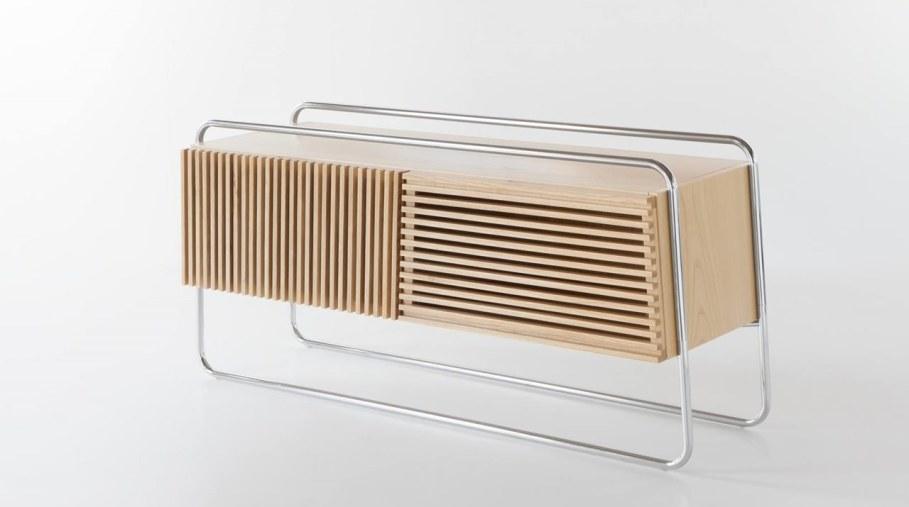 Marcel Sideboard design - ashwood
