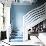 Mediterranean Interior of London Apartment