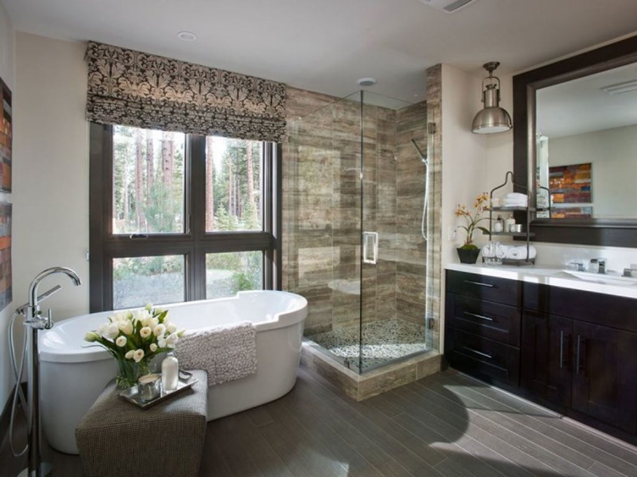 Out-Of-Town Cottage, Located In The Woods - Bathroom 2