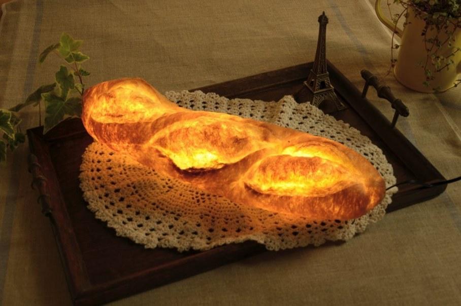 Pampshade from Yukiko Morita - baguette 2