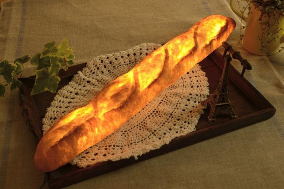Pampshade from Yukiko Morita - baguette