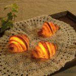 """Freshly baked"" lighting fixtures – Pampshade from Yukiko Morita"