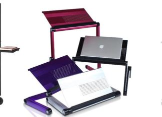 Who can use portable computer stands