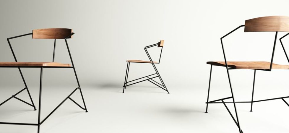 Power: The Minimalist and Industrial Chair