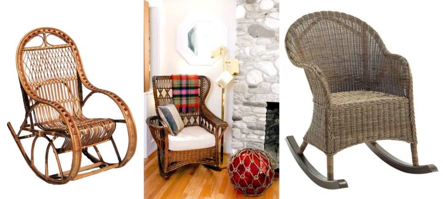 Rattan Rocking-Chair