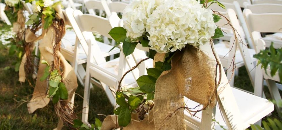 Rustic Wedding Decorations for Fall Wedding