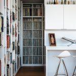 Residence libraryinSausalito,California