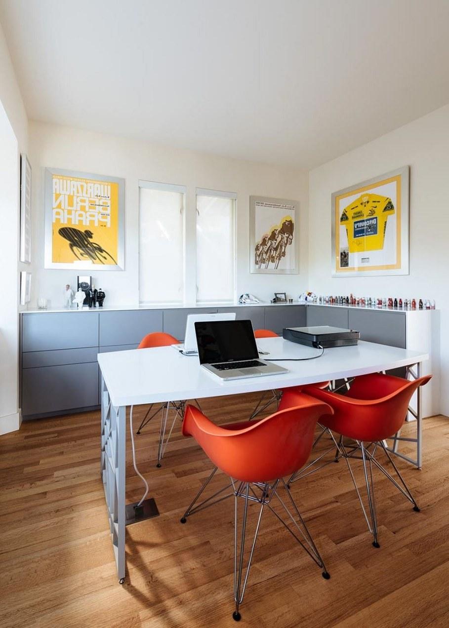 Sausalito residence - workplace