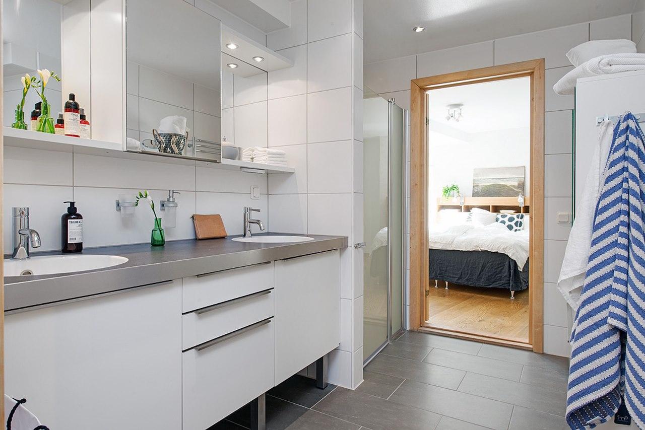 Scandinavian Design Bathroom: Scandinavian Interior Design Bathroom The Most Suitable