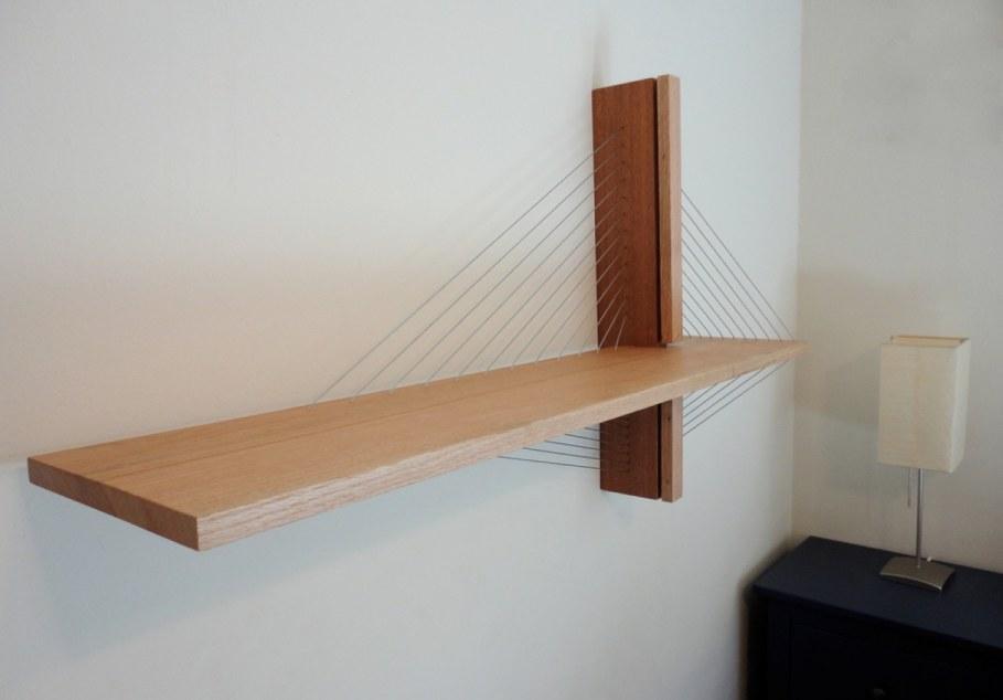 String Orchestra of furniture - bookshelf