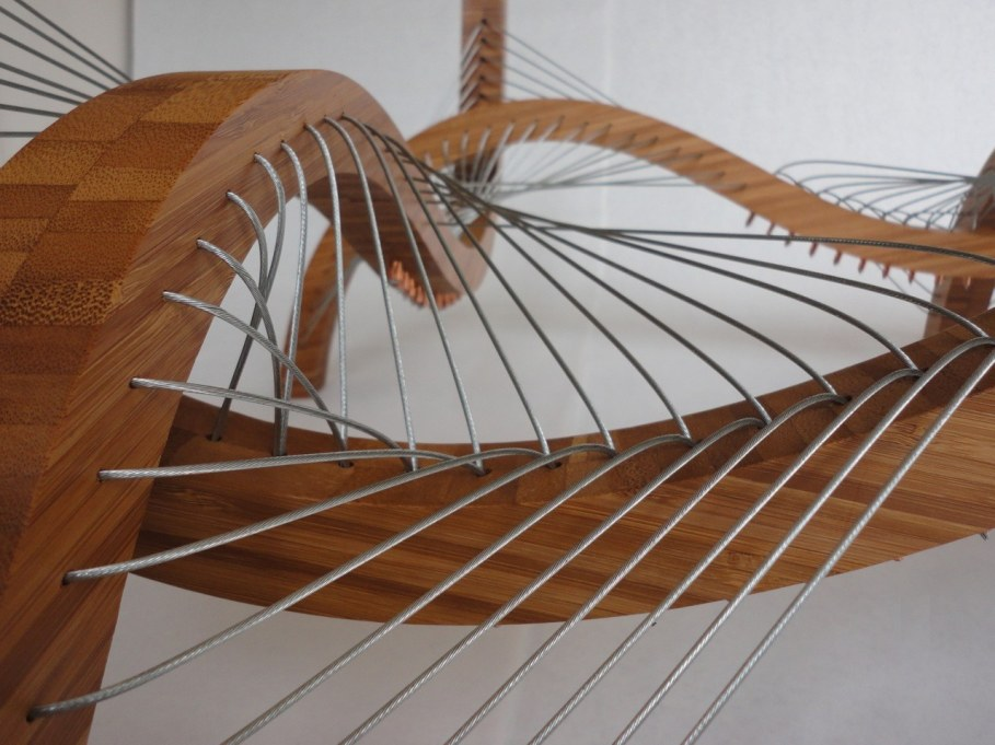 String Orchestra of furniture - technology
