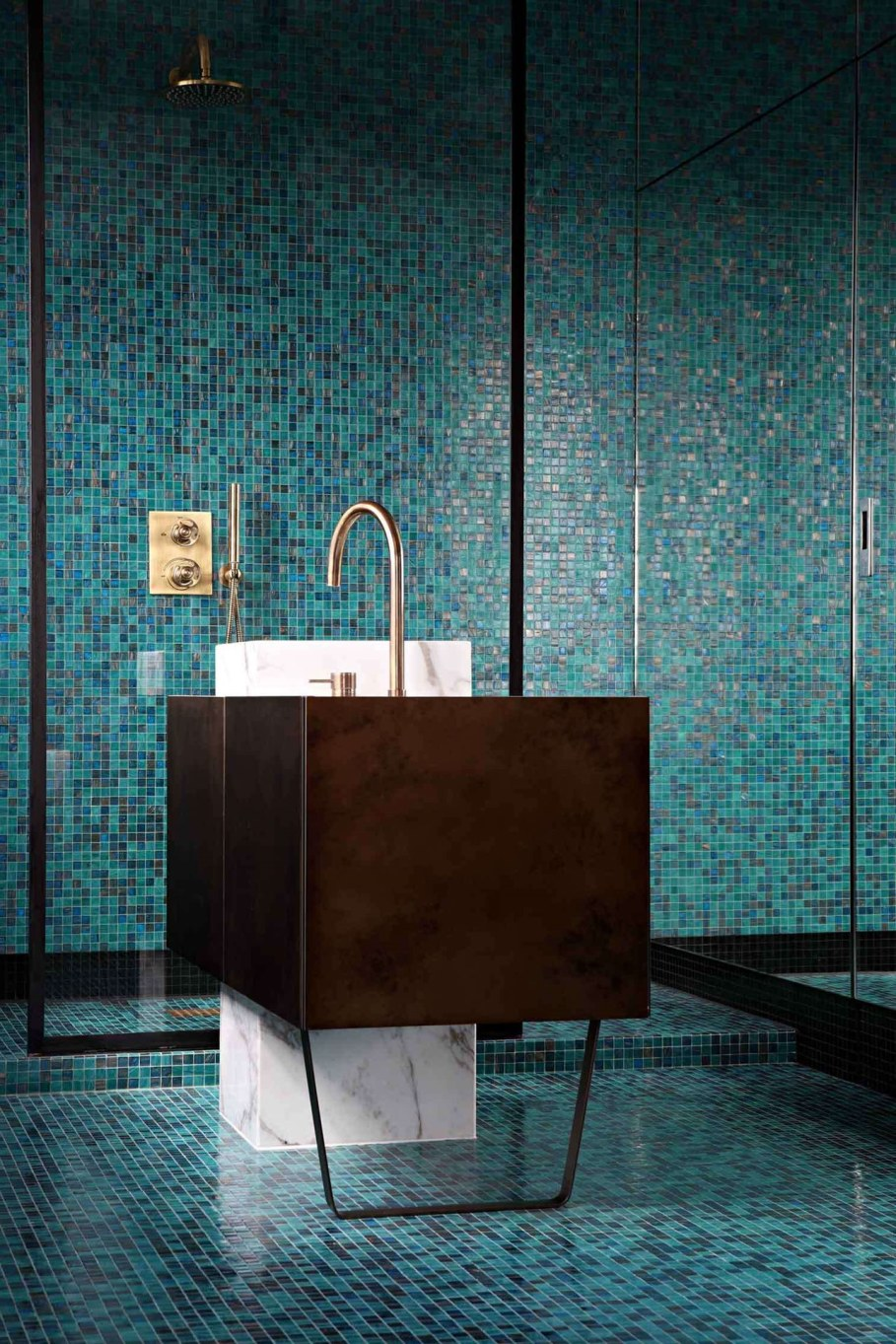 Sultry parisian loft - Bathroom 2