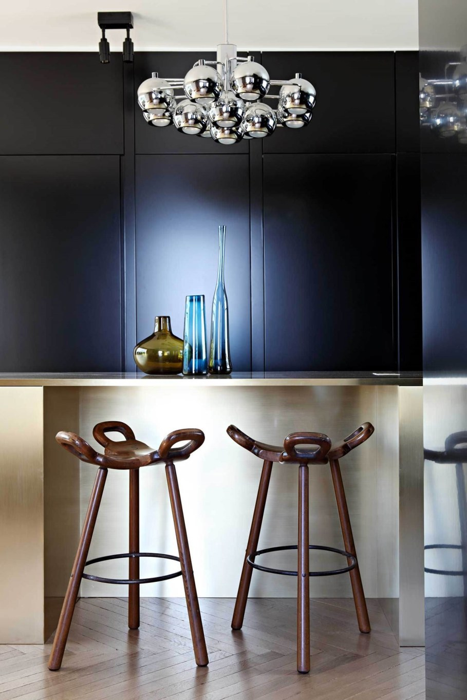 Sultry parisian loft - Dining place