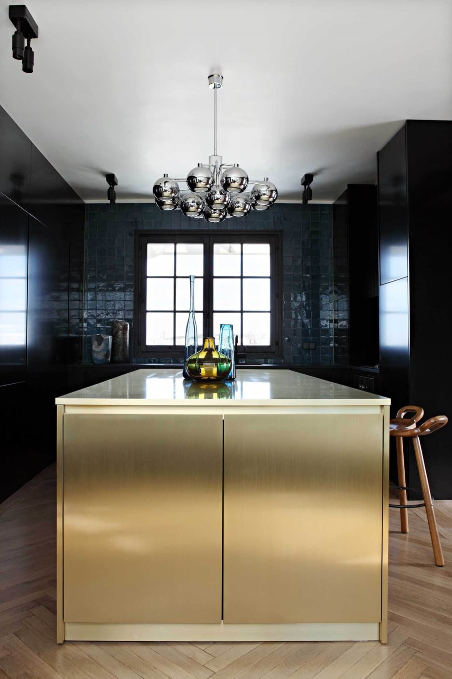 Sultry parisian loft - Kitchen