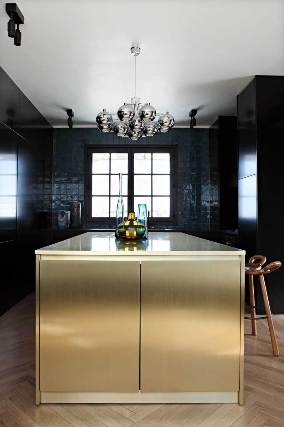Sultry parisian loft - Kitchen