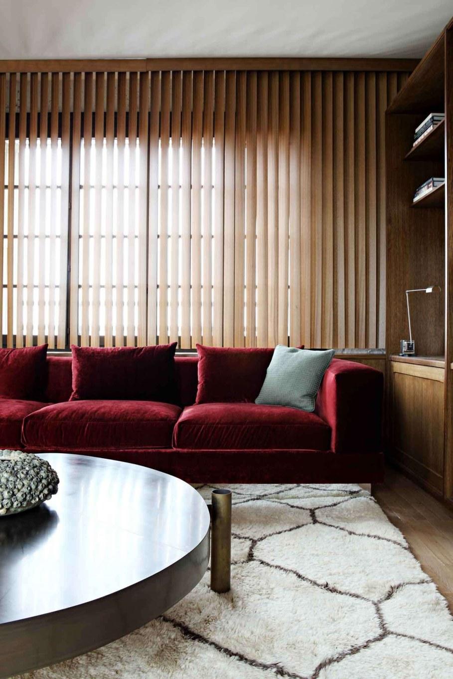 Sultry parisian loft - Living room