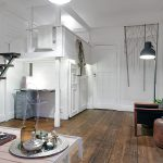 The Delightful Design of the Studio Flat Scandinavian Style