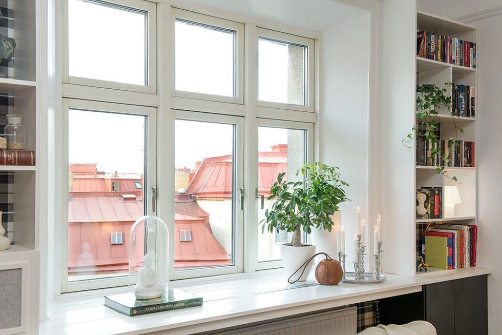 The Delightful Design of the Studio Flat Scandinavian Style - Decor ideas