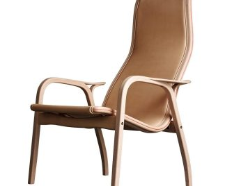 TheclassicLaminoArmchair SaddleLeather
