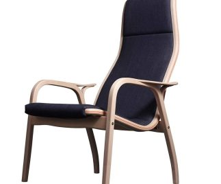 TheclassicLaminoArmchair WashedDenim
