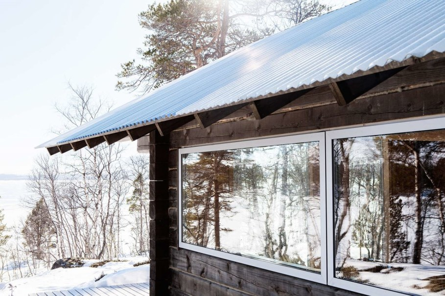 The wooden house in Norway - Cabin at Femunden 10