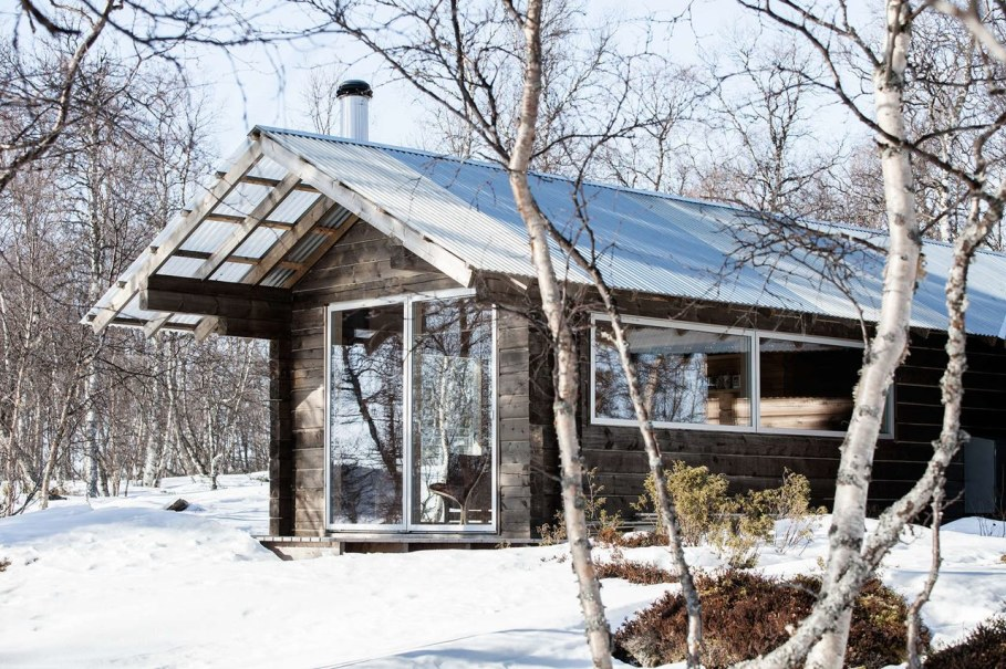 The wooden house in Norway - Cabin at Femunden 11