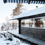 Wooden House in Norway