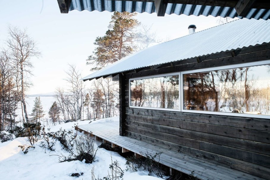 The wooden house in Norway - Cabin at Femunden 5