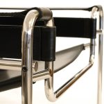 FabulousWassilyarm chair,designedbyMarcelBreuer,Knoll