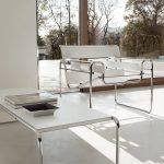 FabulousWassilyarm chair,designedbyMarcelBreuer,Knoll
