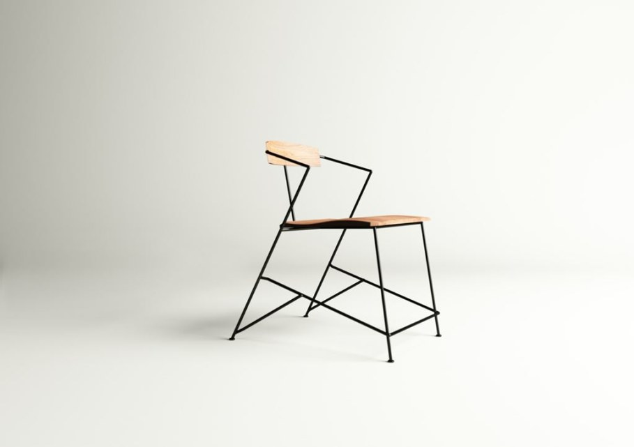 ZZ Design Power Chair 2