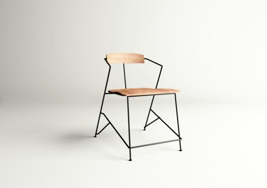 ZZ Design Power Chair