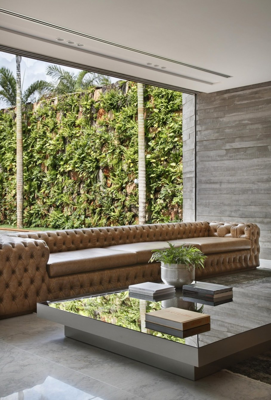 AN House From Studio Guilherme Torres - Living room 2