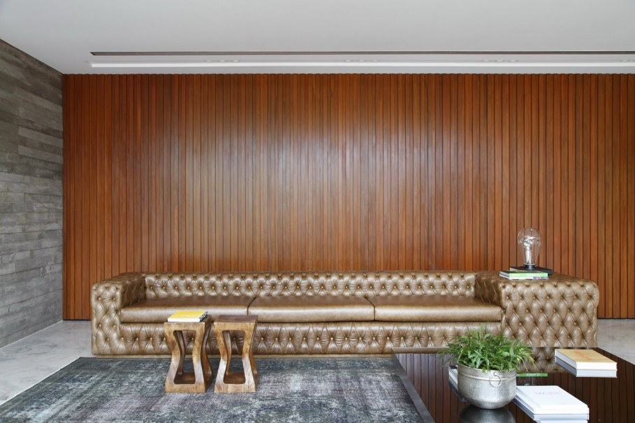 AN House From Studio Guilherme Torres - Living room design ideas