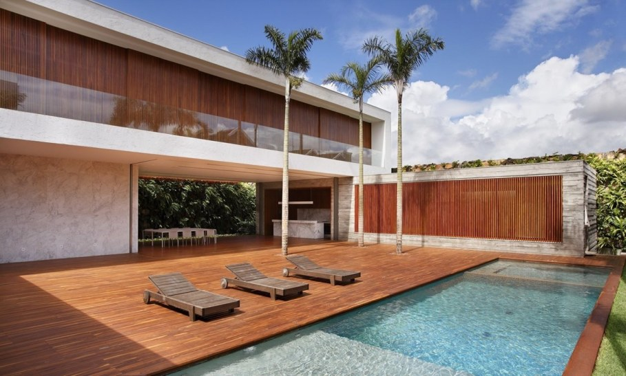 AN House From Studio Guilherme Torres - Swimming pool 2