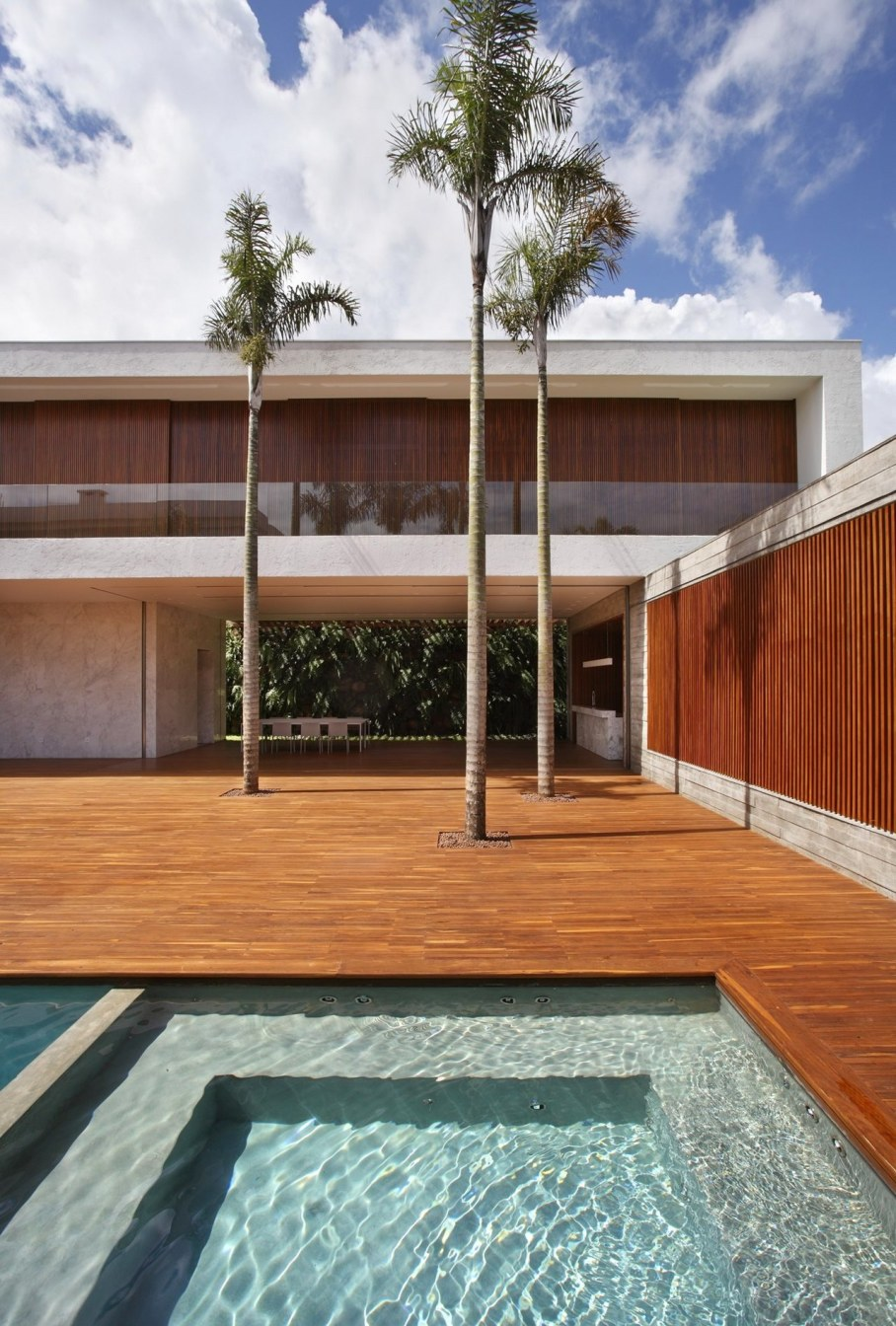 AN House From Studio Guilherme Torres - Swimming pool 3