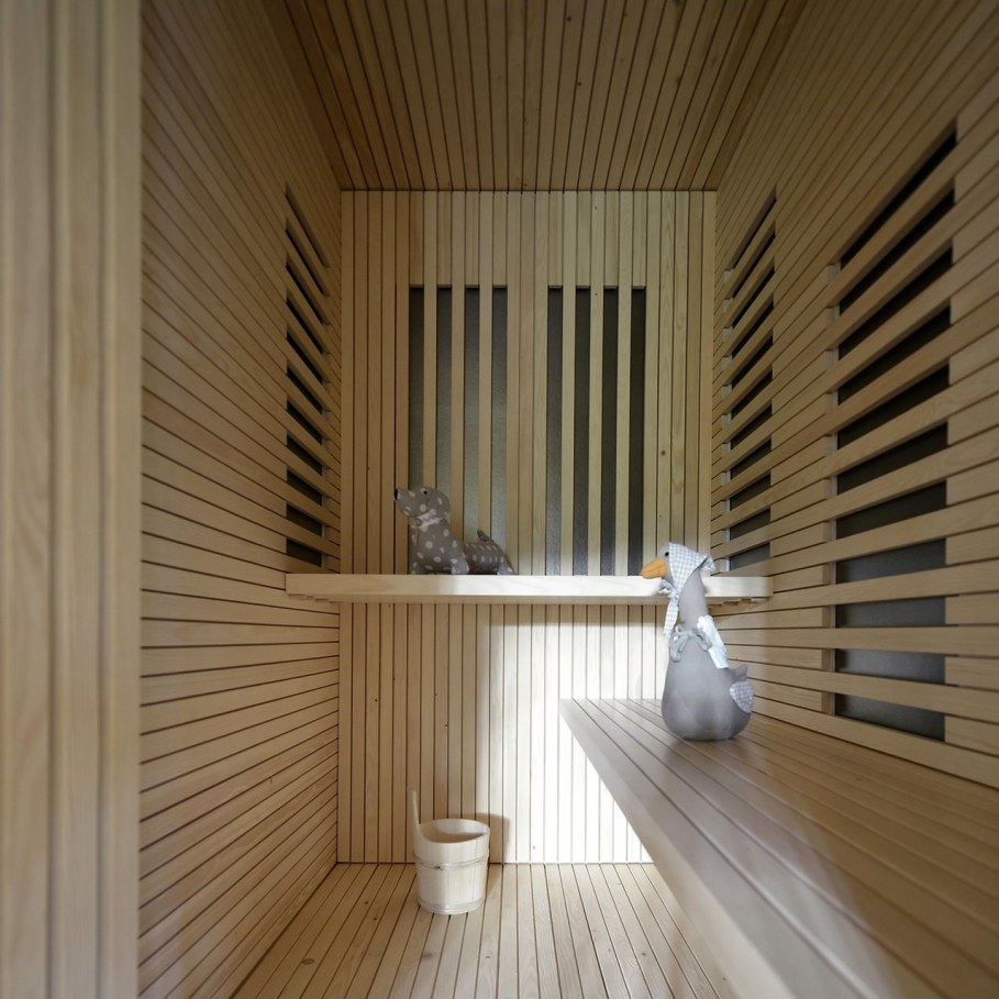 Alpine Barn Apartment from OFIS Architects - Bathroom 3