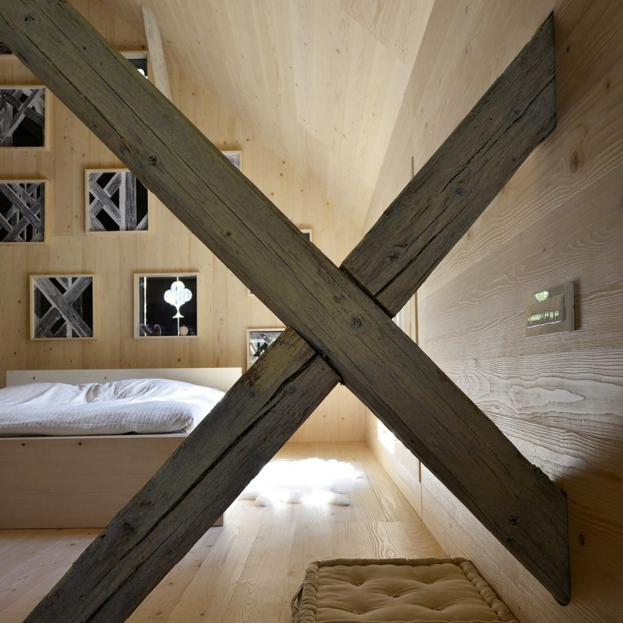 Alpine Barn Apartment from OFIS Architects - design ideas 3