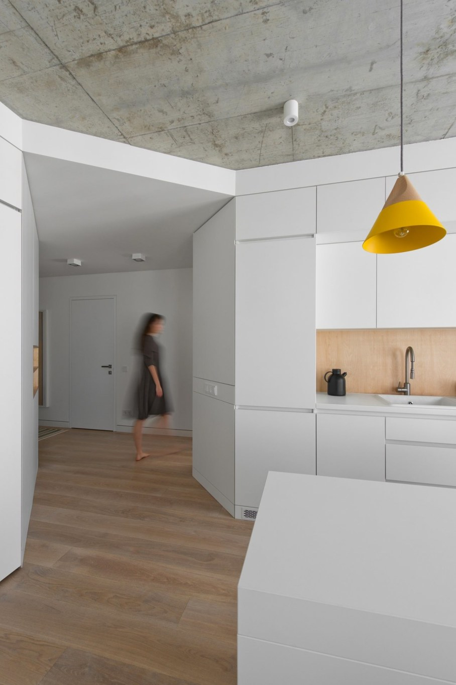 Apartment In Vilnius from Normundas Vilkas - Design ideas